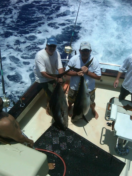 hawaii deep sea fishing charter