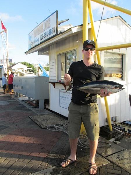 oahu deep sea fishing waikiki charter