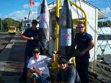 oahu sport fishing charter honolulu hawaii