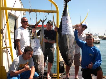 Hawaii ono fishing maggie joe sport fishing oahu deep for Deep sea fishing oahu