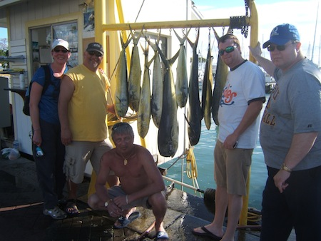 oahu sport fishing tour hawaii