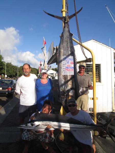 Gallery maggie joe sport fishing oahu deep sea fishing for Deep sea fishing oahu