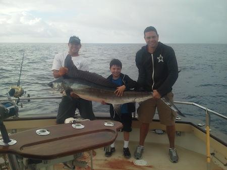 Oahu marlin fishing guide maggie joe sport fishing oahu for Deep sea fishing oahu