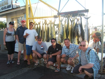 hawaii deep sea fishing charter oahu
