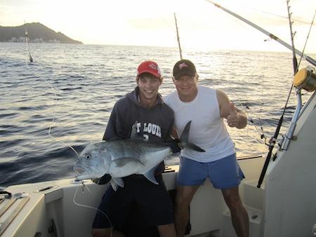 Hawaii ulua fishing maggie joe sport fishing oahu deep for Deep sea fishing oahu
