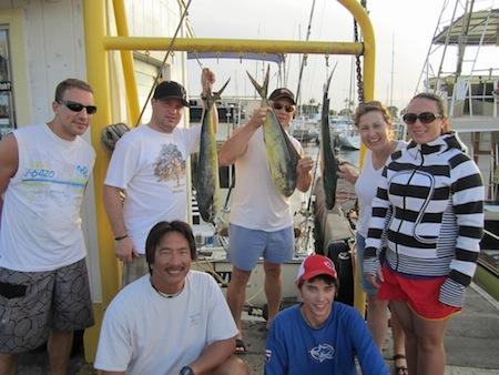 oahu sport fishing charter hawaii