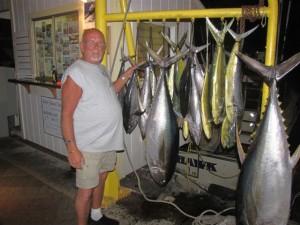 honolulu hawaii deep sea fishing charter