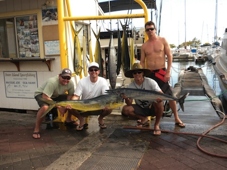 oahu sport fishing charter waikiki