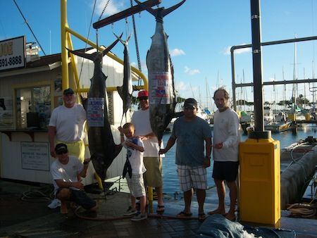oahu deep sea fishing charter honolulu