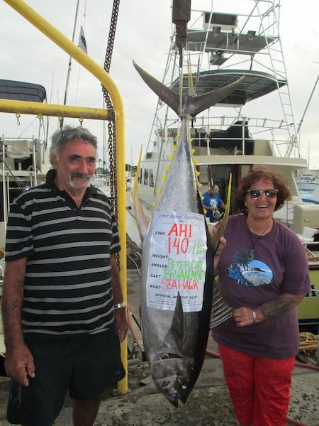 hawaii deep sea fishing waikiki charter