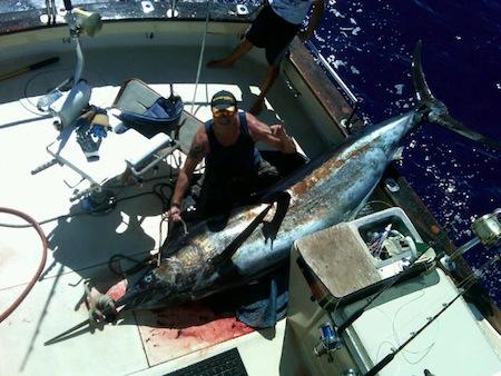 oahu sport fishing charter, honolulu, waikiki