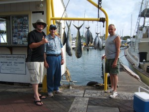 honolulu oahu deep sea fishing