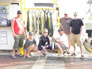 oahu deep sea fishing
