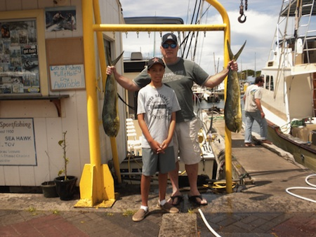 oahu sport fishing honolulu charter