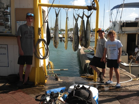 oahu deep sea fishing honolulu charter