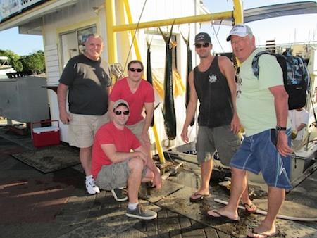 waikiki deep sea fishing oahu charter