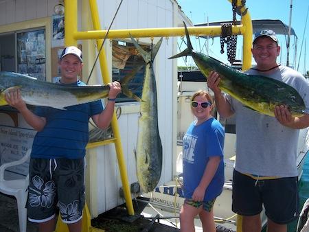 oahu honolulu fishing charter