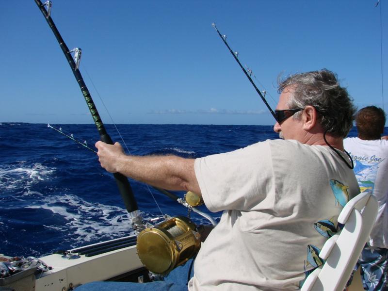 November 2009 maggie joe sport fishing oahu deep sea for Deep sea fishing oahu