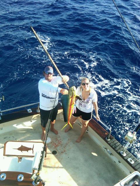 Maggie joe maggie joe sport fishing oahu deep sea fishing for Deep sea fishing oahu