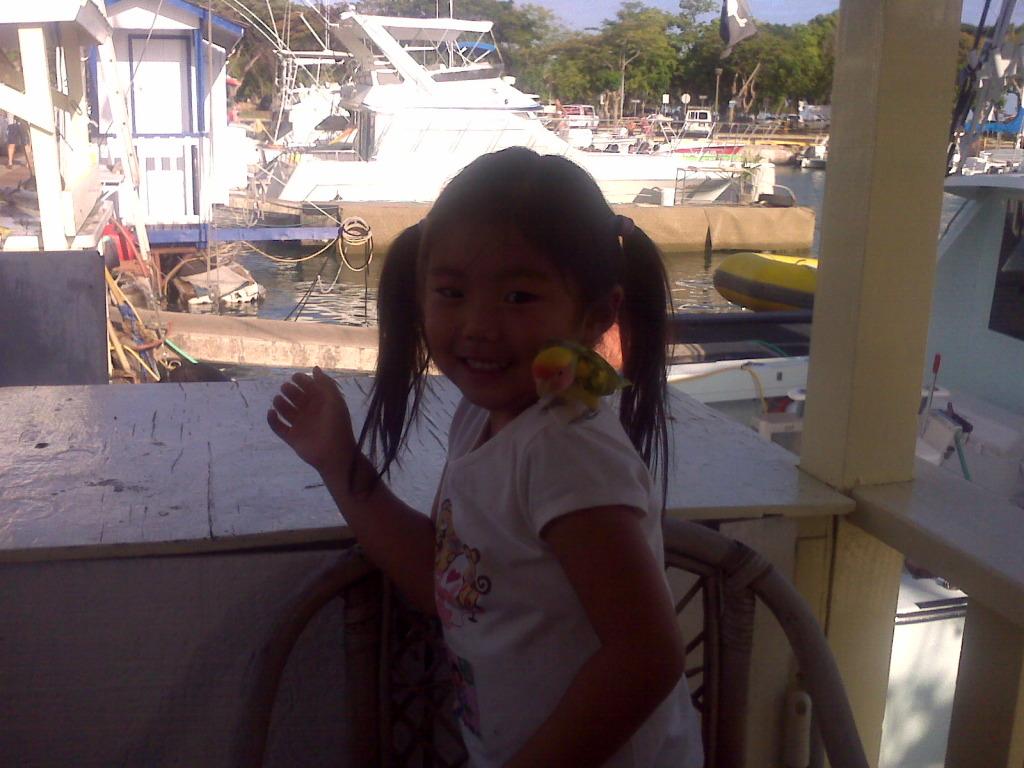Future Maggie Joe fisherwoman