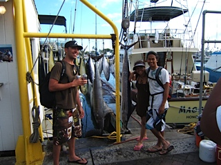 oahu sportfishing charter