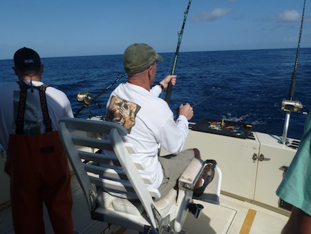 oahu sport fishing guide waikiki