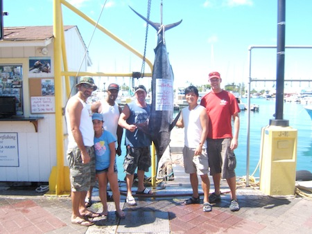 oahu sport fishing charter