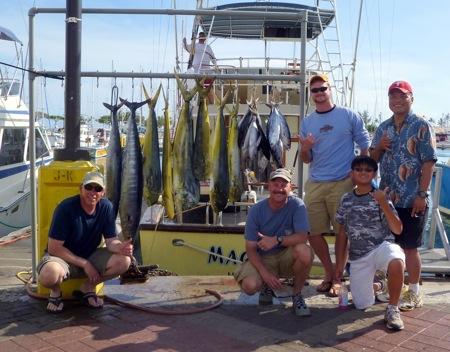 waikiki oahu deep sea fishing