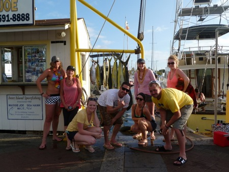 waikiki oahu deep sea fishing