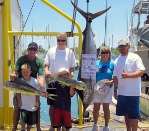 honolulu oahu deep sea fishing charter