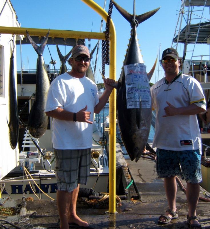 honolulu deep sea fishing charter