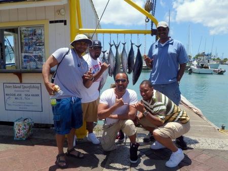 waikiki deep sea fishing charter