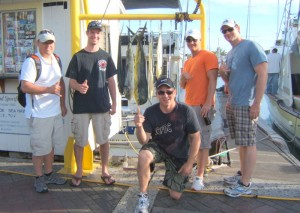 waikiki oahu deep sea fishing charter