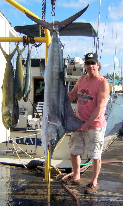 oahu deep sea fishing charter