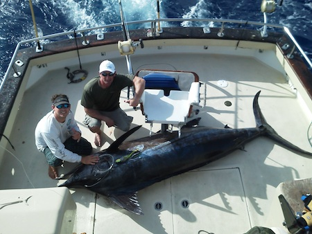 kona deep sea fishing charter hawaii