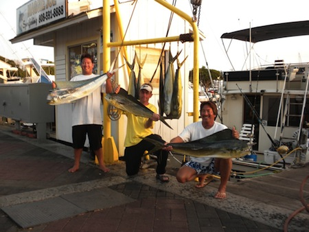 oahu deep sea fishing charter waikiki