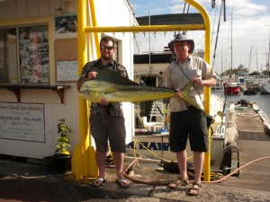 oahu sport fishing charter hawaii