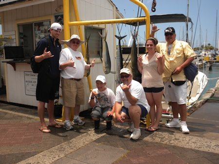 oahu deep sea fishing charter hawaii