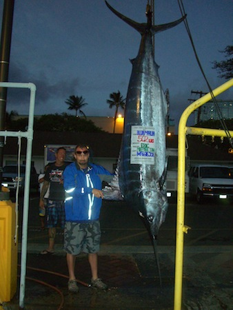 oahu deep sea fishing guide honolulu