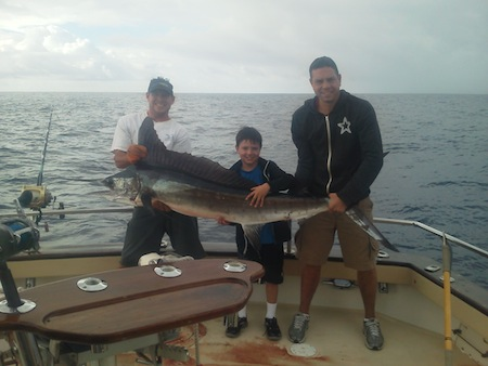 oahu deep sea fishing charter hawaii guide