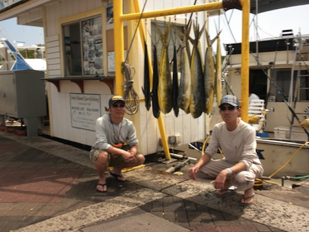 oahu sport fishing guide honolulu
