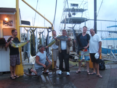 honolulu deep sea fishing charter oahu