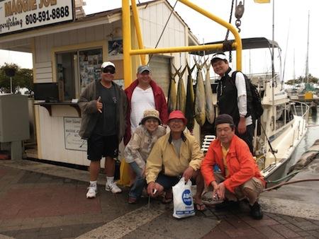 oahu deep sea fishing charter waikiki guide