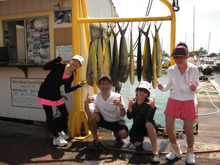 oahu deep sea fishing charter kona