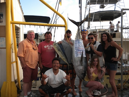 oahu deep sea fishing hawaii charter