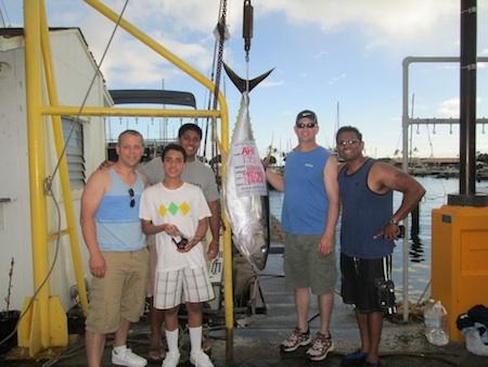 oahu sport fishing honolulu charter