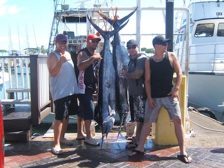 oahu sport fishing charter