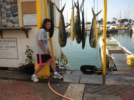hawaii deep sea fishing charter kona