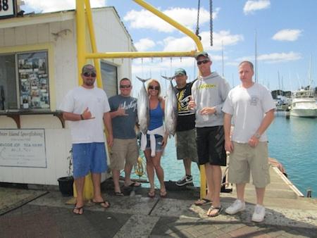 oahu sport fishing waikiki charter