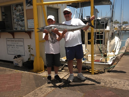 hawaii deep sea fishing oahu charter